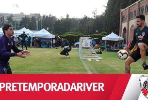 Pretemporada River Plate