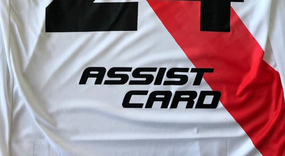 assist card river plate