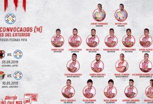 robert rojas selección paraguay