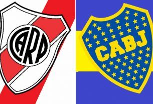 superclásico river boca