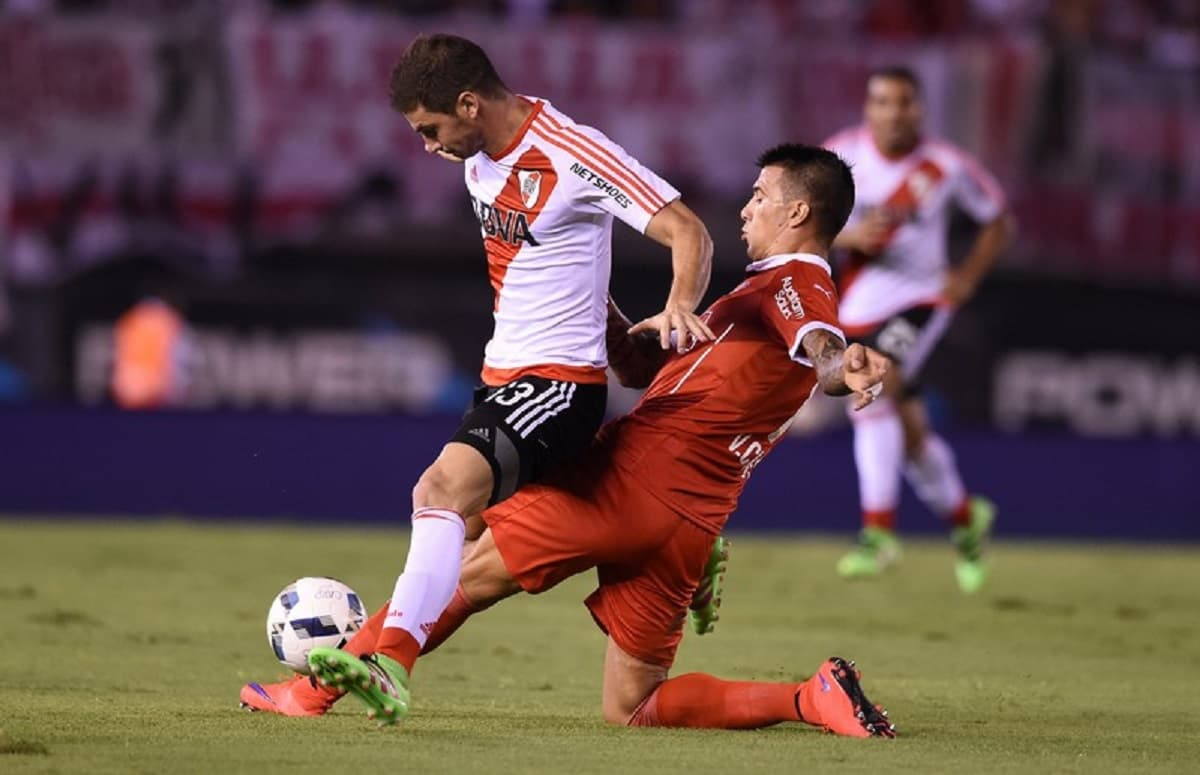 historial River Plate Independiente Avellaneda