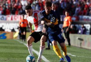 river vs boca juniors