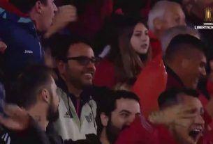 River Plate hinchada