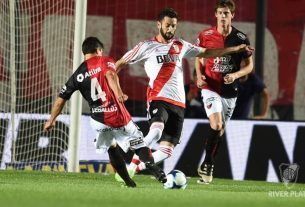 river vs colon historial