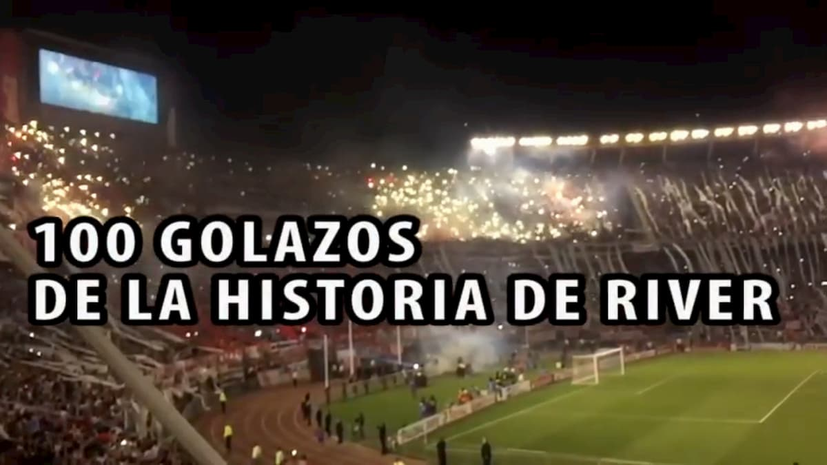 100 Golazos de River Plate