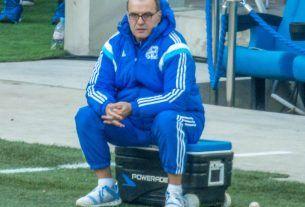 Marcelo Bielsa entrenador