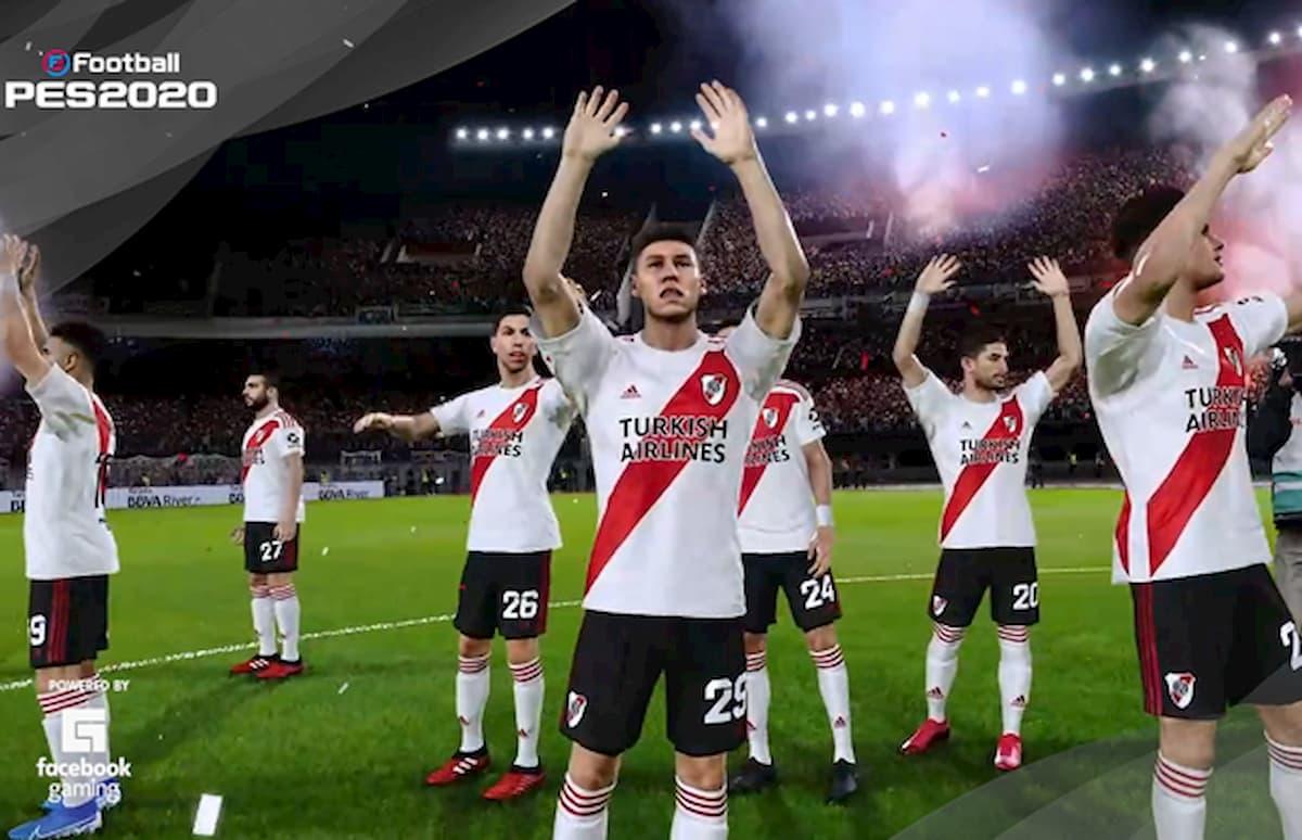 River Plate Pro-Evolution Soccer