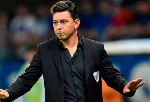 Marcelo Gallardo DT River Plate