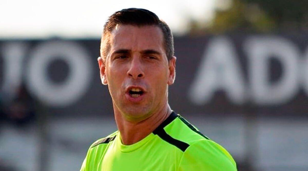 hernan mastrangelo arbitro entre banfield y river fecha 12 copa de la liga