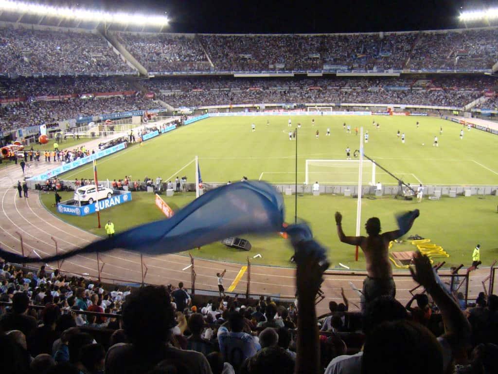 argentina selección monumental